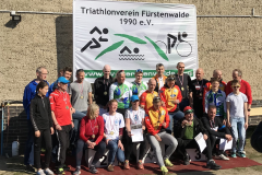 Cross-Duathlon Rauen 2019