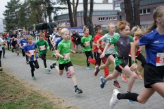 Storkower See Lauf 2018