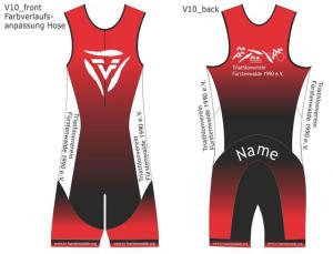 TVF-Triathlonbekleidung